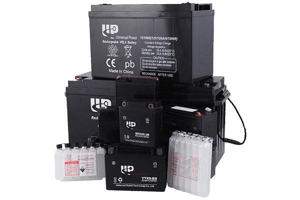 Lead-acid battery specification 01