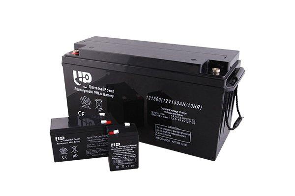 Lead-acid battery specification 02