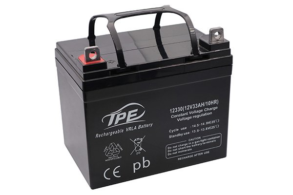 Lead-acid battery specification 03