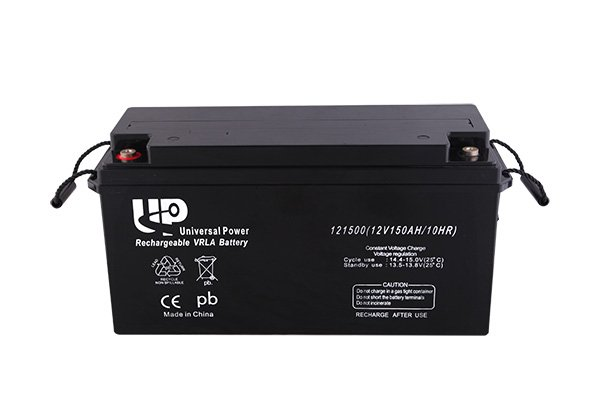 Lead-acid battery specification 04