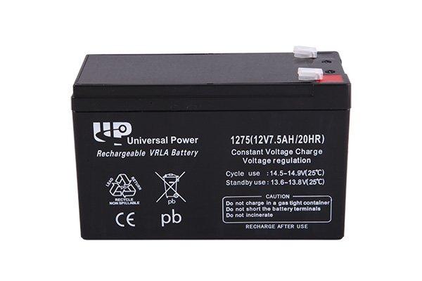 Lead-acid battery specification 05
