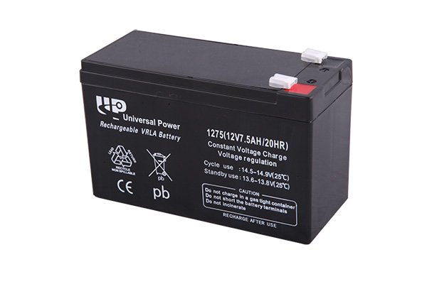 Lead-acid battery specification 06