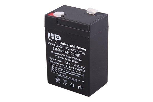 Lead-acid battery specification 07