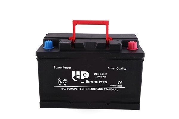 Maintenance-Free Auto Battery 02